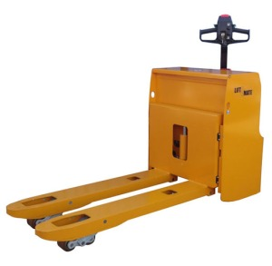 Elektrinis palečių vežimėlis ICEM